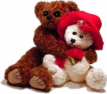 Bear Hugs Bear
