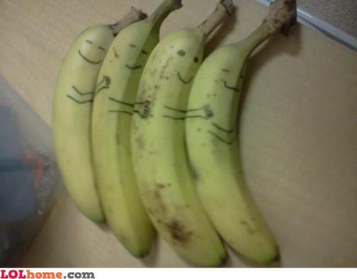 banana hugs