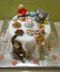 Happy Birthday, My LittleGirlies