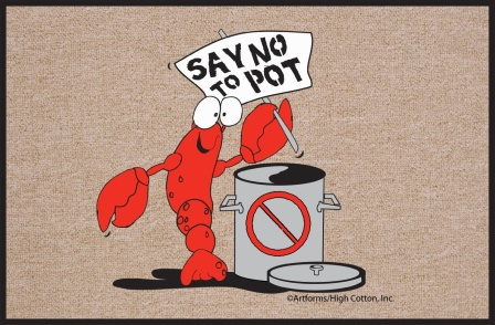 Lobster&pot